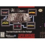 Super Nintendo Williams Arcade's Greatest Hits (Cartridge Only) - SNES