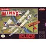Super Nintendo Wings 2: Aces High (Game Only)