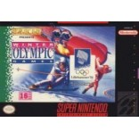 Super Nintendo Winter Olympic Games (Cartridge Only) - SNES