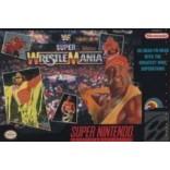 WWF Super WrestleMania Super Nintendo - SNES WWF Super WrestleMania