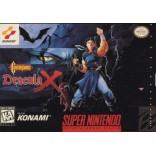 Super Nintendo Castlevania: Dracula X - SNES Castlevania: Dracula X - Game Only