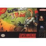 Super Nintendo Earthworm Jim - SNES Earthworm Jim - Game Only
