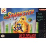 Super Nintendo Sparkster - SNES - Game Only