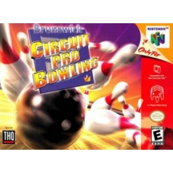 Nintendo 64 Brunswick Circuit Pro Bowling (Pre-played) N64