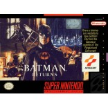Super Nintendo Batman Returns - SNES Batman Returns - Game Only