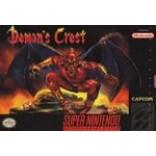 Super Nintendo Demon's Crest - SNES Demon's Crest - Game Only