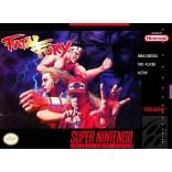 Super Nintendo Fatal Fury Pre-Played - SNES