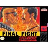 Super Nintendo Final Fight - SNES Final Fight