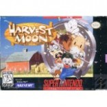 Super Nintendo Harvest Moon - SNES Harvest Moon - Game Only