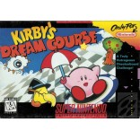 Super Nintendo Kirby's Dream Course - SNES Kirby's Dream Course - Game Only