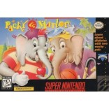 Super Nintendo Packy and Marlon - SNES - Game Only