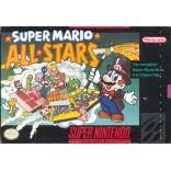 Super Nintendo Super Mario All-Stars Pre-Played - SNES