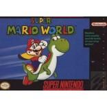 Super Nintendo Super Mario World - SNES Super Mario World - Game Only