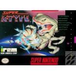 Super Nintendo Super R Type (Cartridge Only)