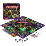 Teenage Mutant Ninja Turtles Nickelodeon Edition Monopoly