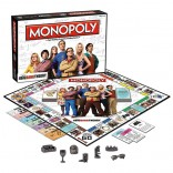Toy Board Game The Big Bang Theory Monopoly