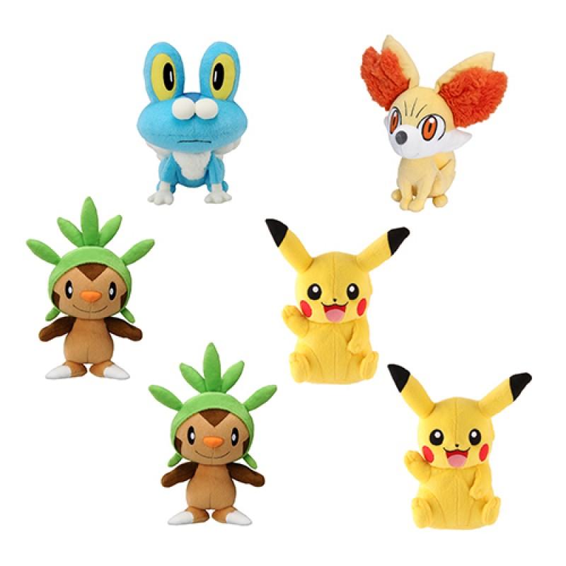 Toy Pokemon Plush 8