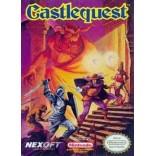 Original Nintendo Castlequest (Cartridge Only) - NES