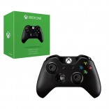 Xbox One Wireless Controller in Black by Microsoft