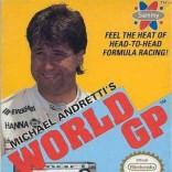 Nintendo NES Michael Andrettis World GP (Cartridge Only)