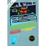Nintendo NES Rad Racer - Original Release Cartridge