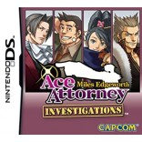 Ace Attorney Investigations: Miles Edgeworth Nintendo DS (Game Only)