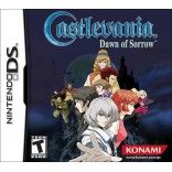 Castlevania Dawn of Sorrow Nintendo DS (Game Only)