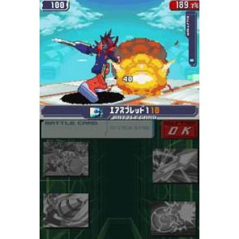 Mega Man Star Force 3 Black Ace Nintendo DS (Game Only)