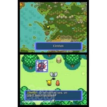 Pokemon Mystery Dungeon Blue Rescue Team Nintendo DS