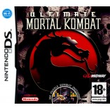 Ultimate Mortal Kombat Nintendo DS (Game Only)