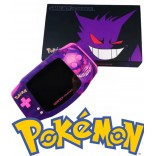 Limited Edition Gameboy Advance Pokémon Gengar w/IPS Screen