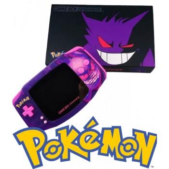 Limited Edition Game Advance Pokémon Gengar w/IPS Screen