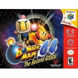 Nintendo 64 Bomberman 64 The Second Attack - N64 Bomberman 64 Second Attack - Game Only