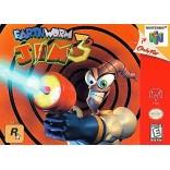Nintendo 64 Earthworm Jim 64 - N64 Earthworm Jim 64 - Game Only