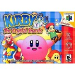 Nintendo 64 Kirby 64: The Crystal Shards