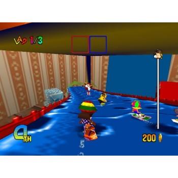 Nintendo 64 Snowboard Kids 2 - N64 Snowboard Kids 2 - Game Only