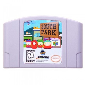 Nintendo 64 South Park - N64 South Park - Game Only