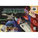 Nintendo 64 Starfox 64 - N64 Star Fox 64 - Game Only