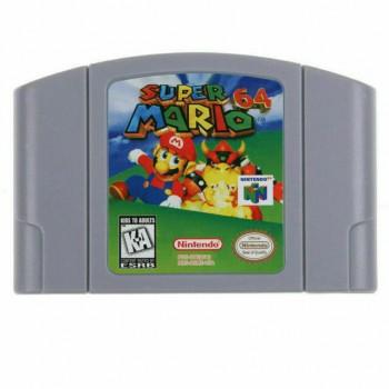 Nintendo 64 Super Mario 64 - N64 Super Mario 64 - Game Only