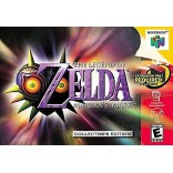 N64 The Legend of Zelda Majora's Mask - Nintendo 64 Majoras Mask Gold - Game Only