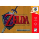 N64 The Legend of Zelda Ocarina of Time Collectors Edition Gold - Nintendo 64 - Game Only