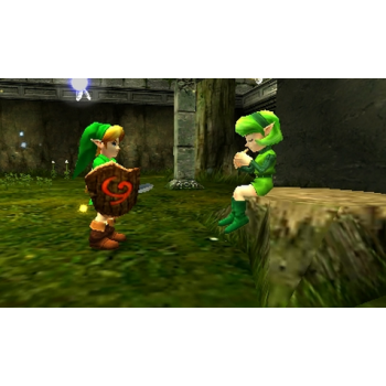 Nintendo 64 The Legend of Zelda: Ocarina of Time - Game Only