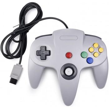 N64 Controller in Classic Grey - Nintendo 64 Controller Grey