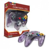 Original Nintendo 64 Controller Atomic Purple - Compatible N64 Controller Purple