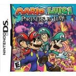 Nintendo DS Mario & Luigi Partners in Time - DS Mario Luigi Partners in Time - New Sealed