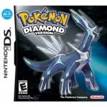 Nintendo DS Pokemon Diamond - DS Pokemon Diamond - Game Only