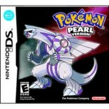Nintendo DS Pokemon Pearl - DS Pokemon Pearl - Game Only