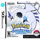 Nintendo DS Pokemon SoulSilver Version - DS Pokemon Soul Silver - Game Only