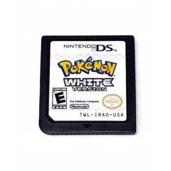 Nintendo DS Pokemon White Version - DS Pokemon White - Game Only*