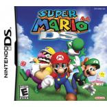 Nintendo DS Super Mario 64 - DS Super Mario 64 - Game Only